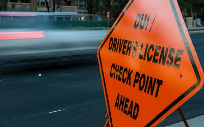 What to Expect at a D.U.I Checkpoint